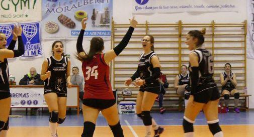 La favola sportiva di Breda e Maserada
