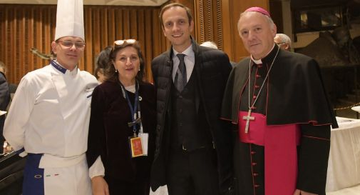 Il Natale di Papa Francesco è un po' veneto un po' friulano