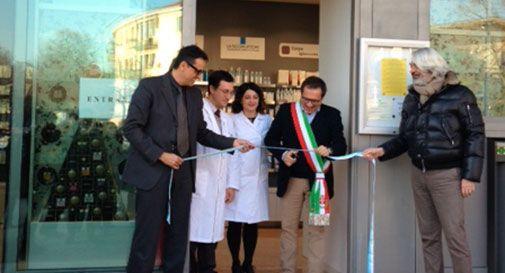 Inaugurata la nuova farmacia Eden Stiore