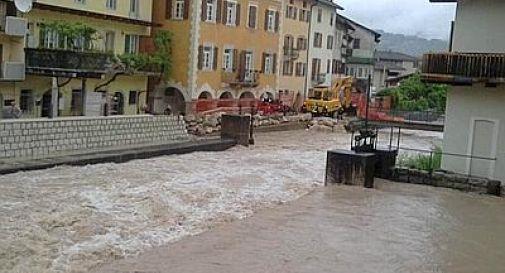 Maltempo, evacuato intero paese nel Padovano