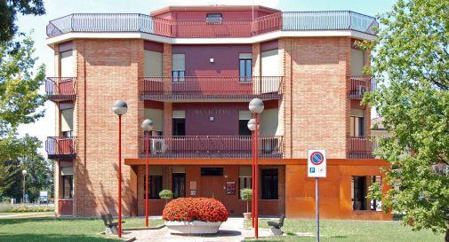 il municipio  di  Fontanelle