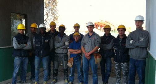gli studenti-lavoratori a Ponte di Piave