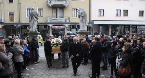 Funerale Federica Brollo