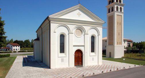 la chiesa di Gorgo al Monticano