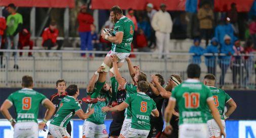 Benetton a Porth Elizabeth (foto Benetton Rugby)