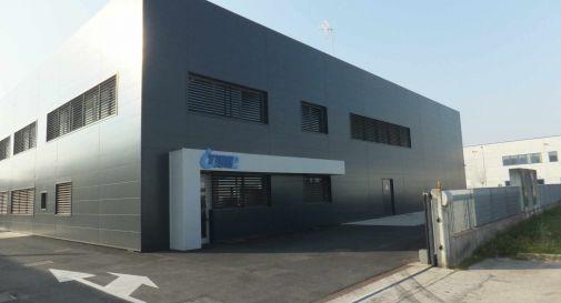 la sede dell'azienda a Gorgo al Monticano