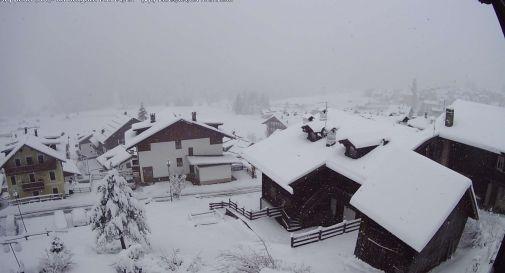 Ancora neve in Veneto e Friuli: 20 cm a Sappada, 40 più in quota