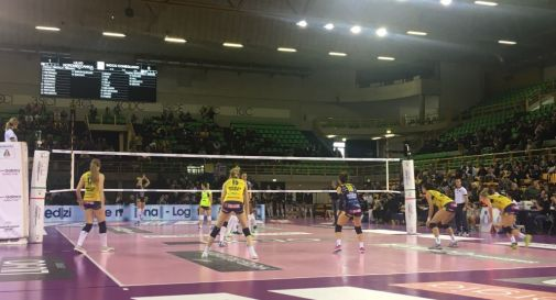 L'Imoco vince a Modena
