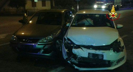 incidente colle umberto