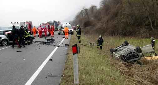mario de felici incidente stradale mortale