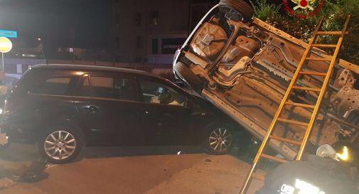 incidente a Mogliano (foto d'archivio)