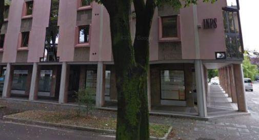 la sede Inps di Oderzo