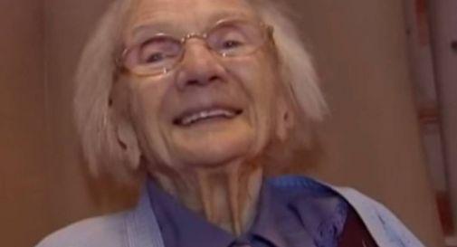 109 anni, e una salute di ferro. Il segreto?