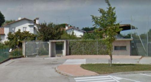 l'impianto sportivo di Fontanelle