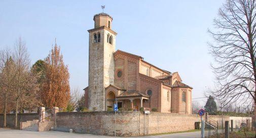 la parrocchiale di Lughignano