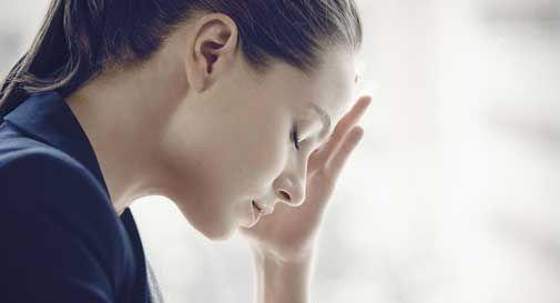 Il 73% degli italiani soffre di emicrania ogni mese, il 27% ogni settimana