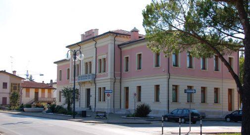 il municipio di Mansué