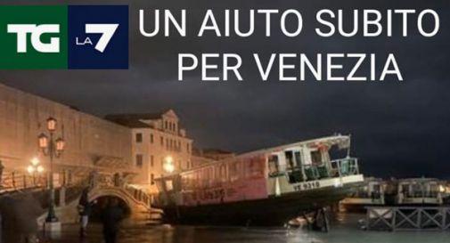 """Mentana apre la raccolta fondi per Venezia, Zaia: """"Grazie al direttore che sta a fianco dei veneti"""""""