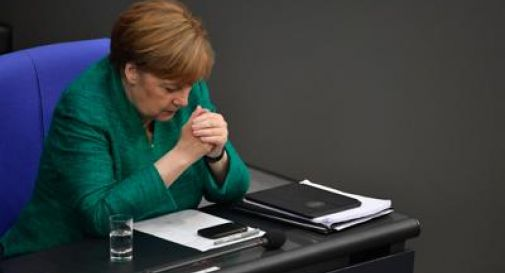 Governo Merkel in bilico