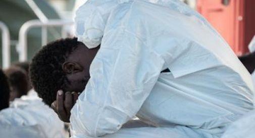 Trovati 25 migranti in un camion frigo