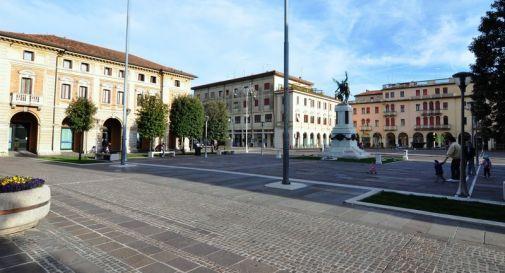il centro di Mogliano Veneto