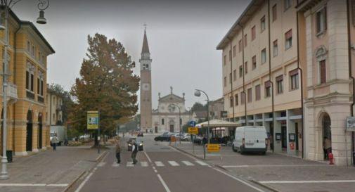 il centro di Mogliano