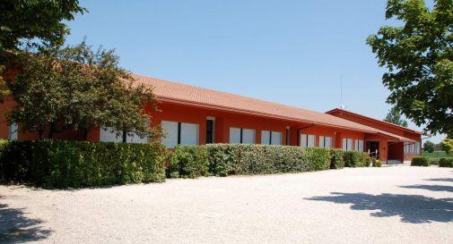la scuola di Monastier