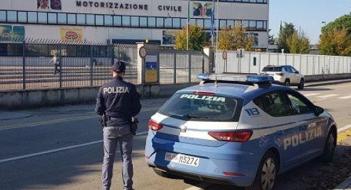 polizia motorizzazione