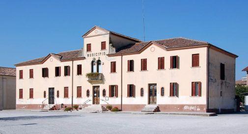 il municipio di Morgano