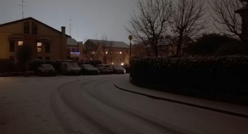 neve 10 dicembre conegliano vittorio veneto