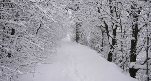 Torna il freddo nel weekend: neve sui monti