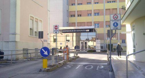 l'ospedale di Oderzo