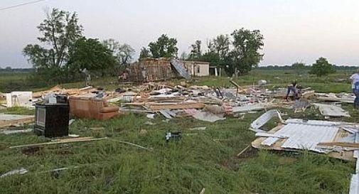 Tornado devasta l'Oklahoma 91 morti, strage di bambini