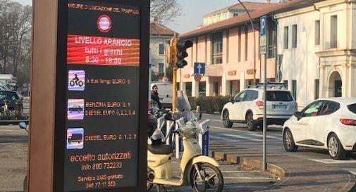 ordinanza antismog Treviso