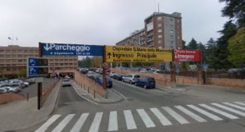 l'ospedale di Udine
