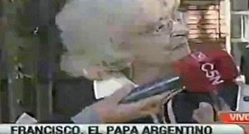 Io ex fidanzatina del Papa