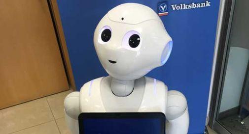 La banca ha un nuovo dipendente: si chiama Pepper ed è un robot