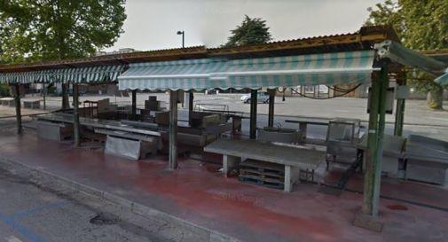 piazza Donatori a Mogliano