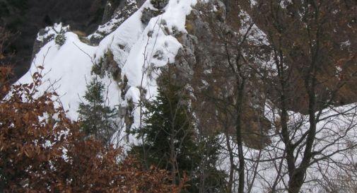 Escursionisti soccorsi sulla ferrata Guzzella