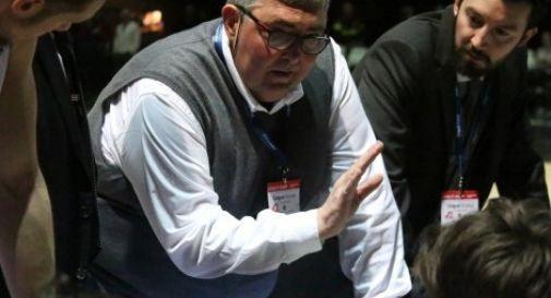 Coach Stefano Pillastrini