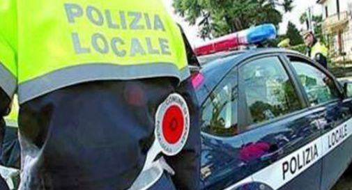 incidente martedì a mezzogiorno in via Barbiero a Mogliano