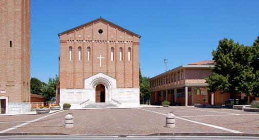 la chiesa di Ponte di Piave