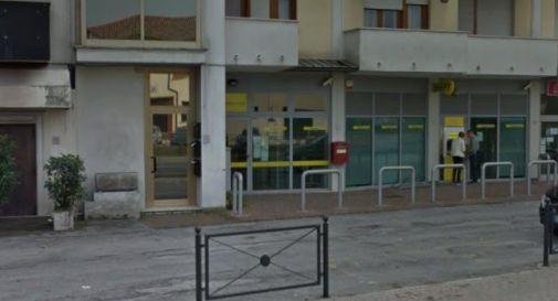 l'ufficio postale di Zero Branco
