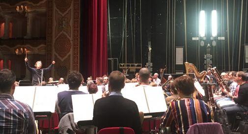 orchestra teatro Fenice