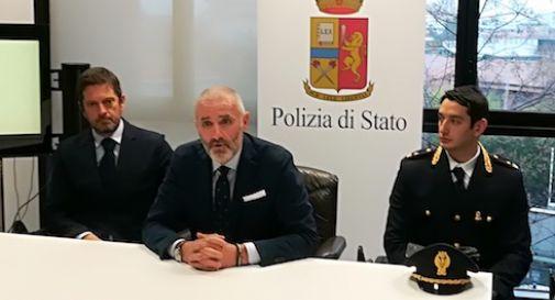 Polizia nuovo dirigenti per volanti e commissariato di for Questura di treviso permesso di soggiorno