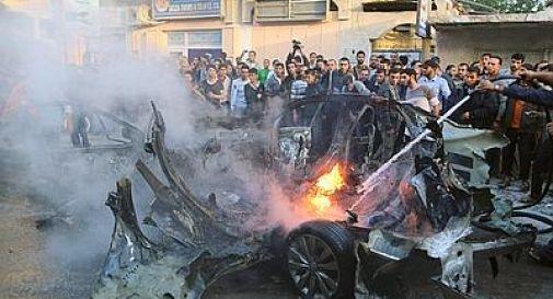 Ucciso a Gaza capo militare di Hamas