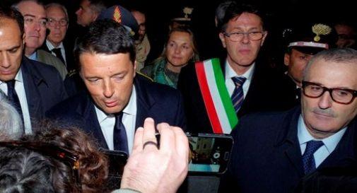 Tina Anselmi, anche il premier Matteo Renzi alla camera ardente