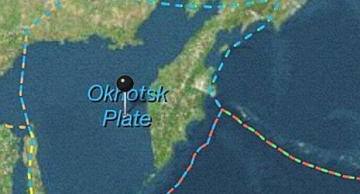 Russia, terremoto di magnitudo 8.2 al largo della penisola della Kamchatka