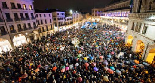 Dopo Treviso le Sardine arrivano a Padova