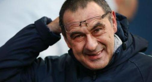 Sarri è il nuovo allenatore della Juve